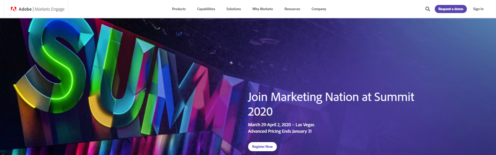 Marketo Adobe