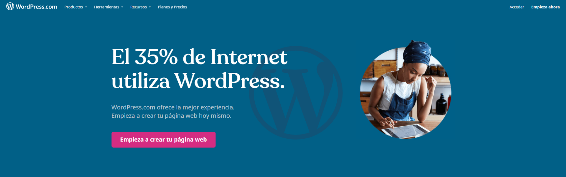 Wordpress - Landing Pages