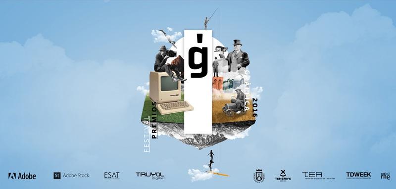 Premios Gràffica 2016: diseño en estado puro en la isla de Tenerife